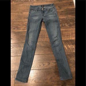Hudson skinny jeans